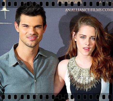 Taylor e Kristen